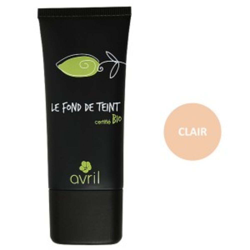 Fond de teint clair bio - 30.0 ml - vernis à ongles - avril -139472