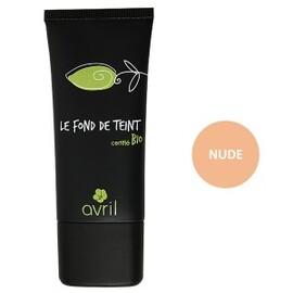 Fond de teint nude bio - 30.0 ml - fond de teint - avril -139471