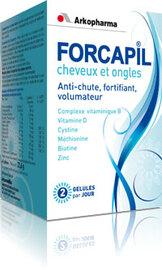 Forcapil - 60.0 unites - beauté - arkopharma Forcapil-105127