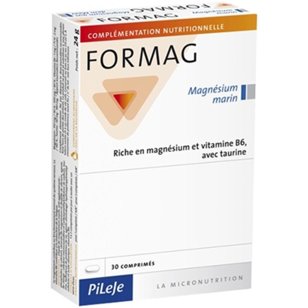 FORMAG - 30 comprimés - Pileje -190660