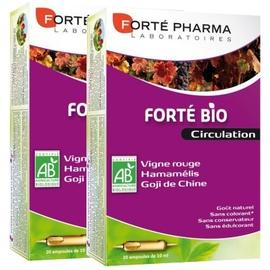 Forte pharma bio circulation - lot de 2 - forté pharma -201379