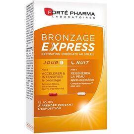 Forte pharma bronzage express 30 gélules - forté pharma -216486