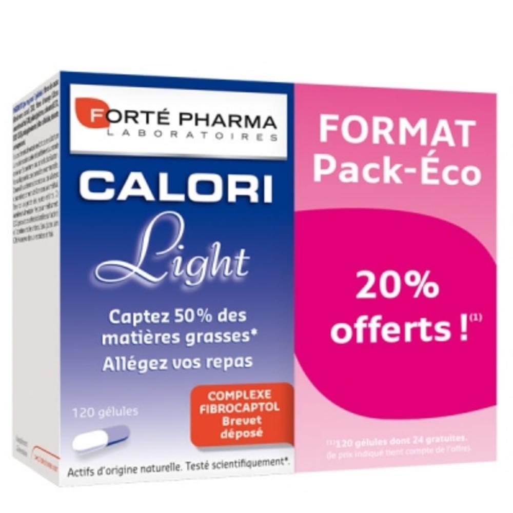 Forte pharma calorilight - 120 gélules - forté pharma -148053