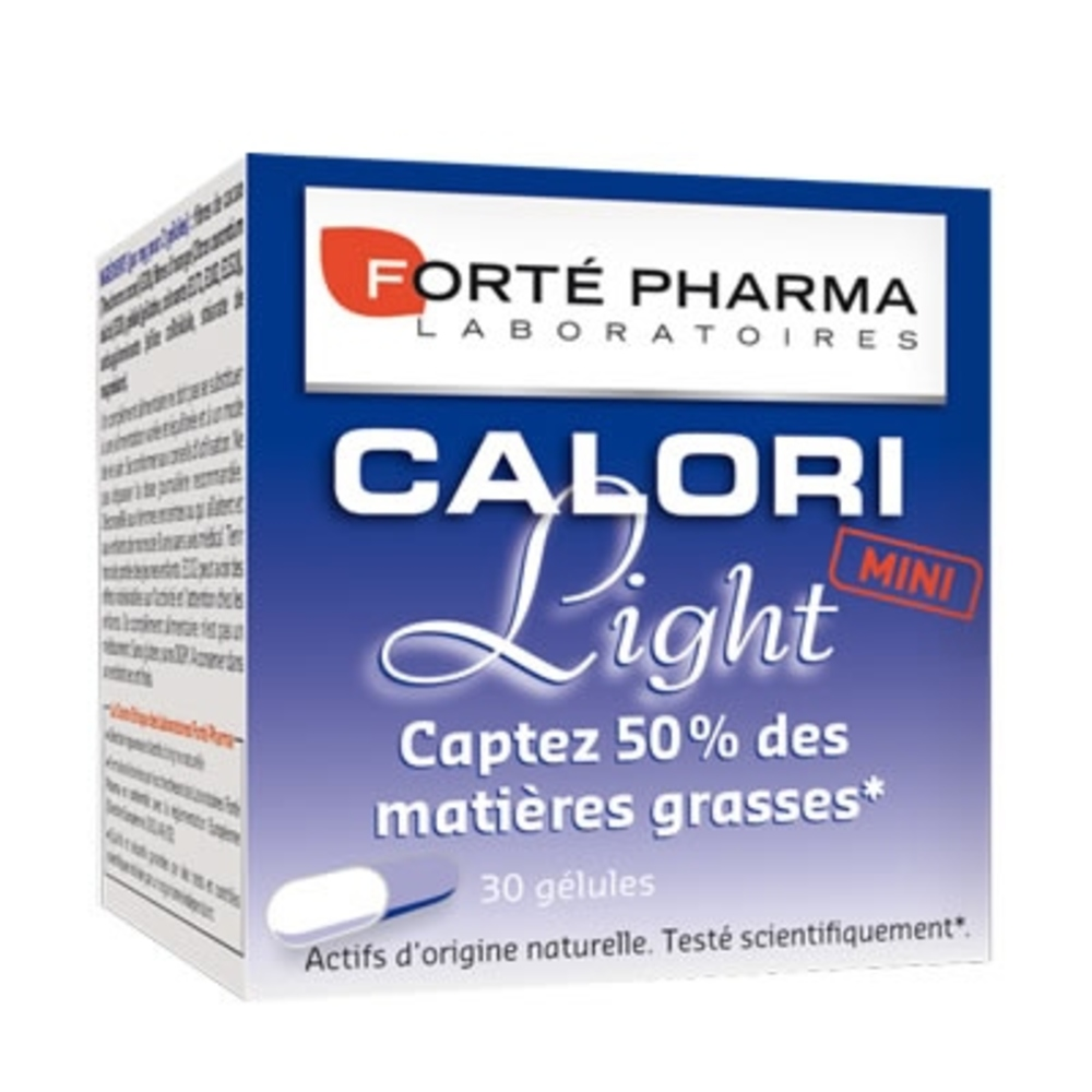 Forte pharma calorilight - 30 gélules - forté pharma -147925