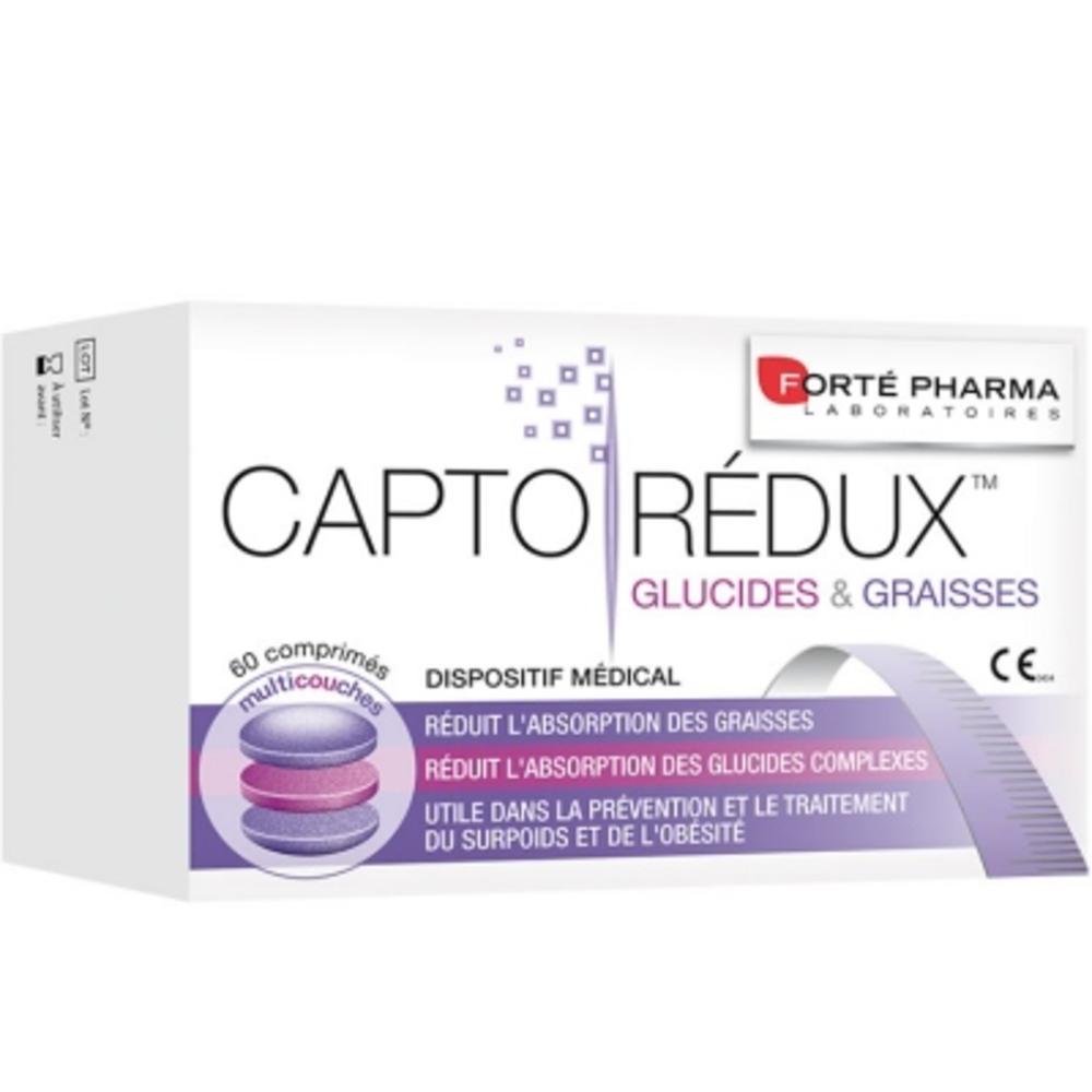 Forte pharma captoredux - forté pharma -146684