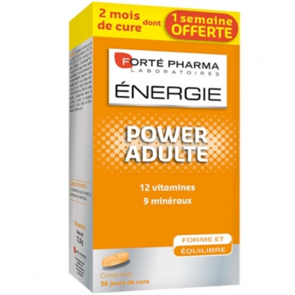 Forte pharma energie power adulte - forté pharma -195634
