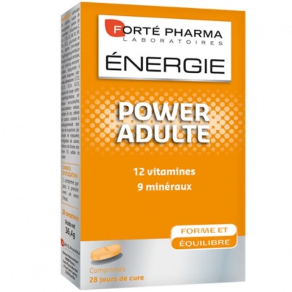 Forte pharma energie power adulte - forté pharma -199041