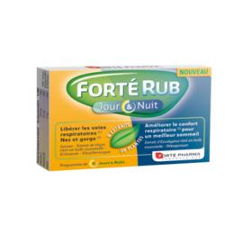 Forte pharma fortérub jour et nuit 15 gélules - forté pharma -215343