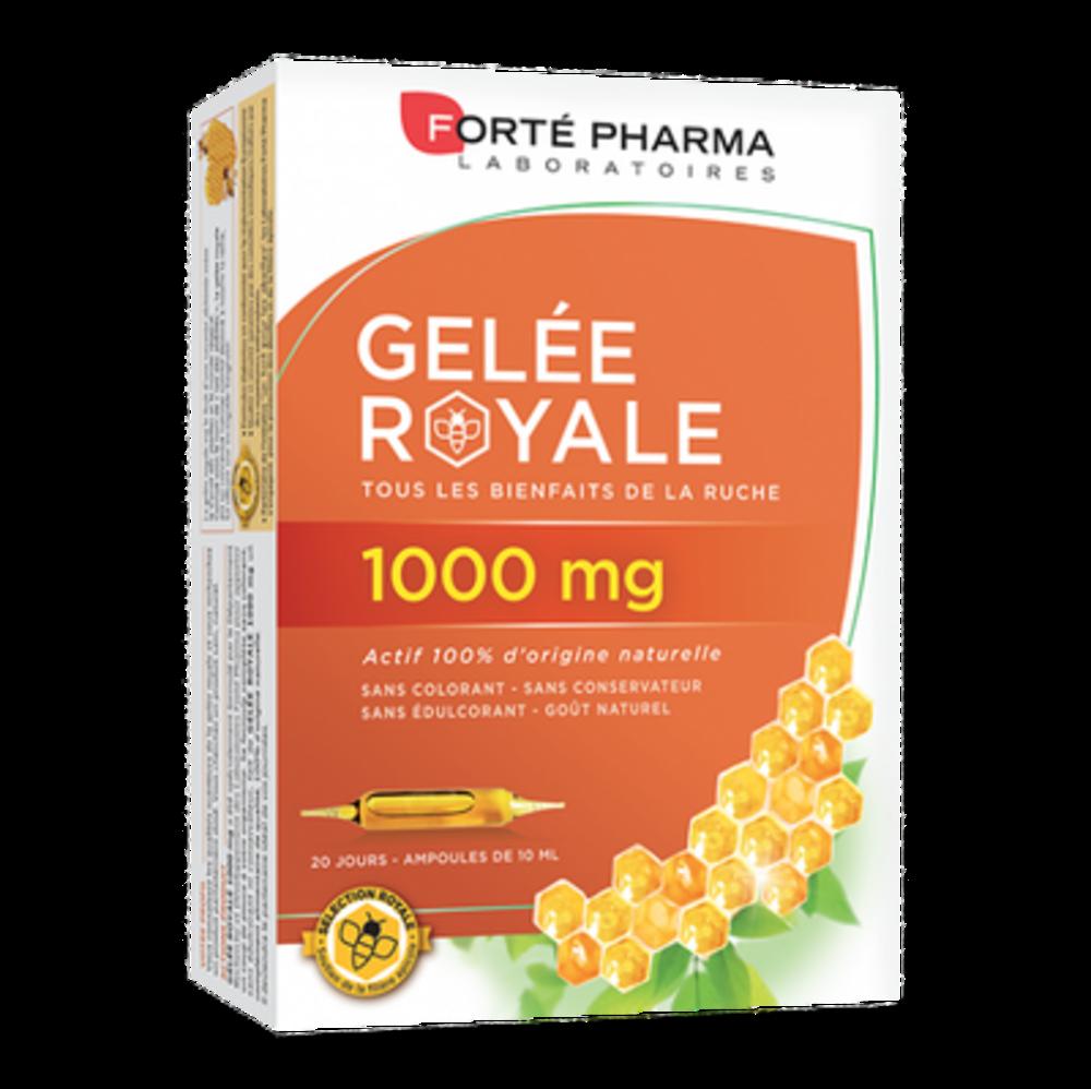Forte pharma gelée royale 1000 mg - forté pharma -197452