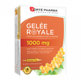 Forte pharma gelée royale 1000 mg - forté pharma -197452