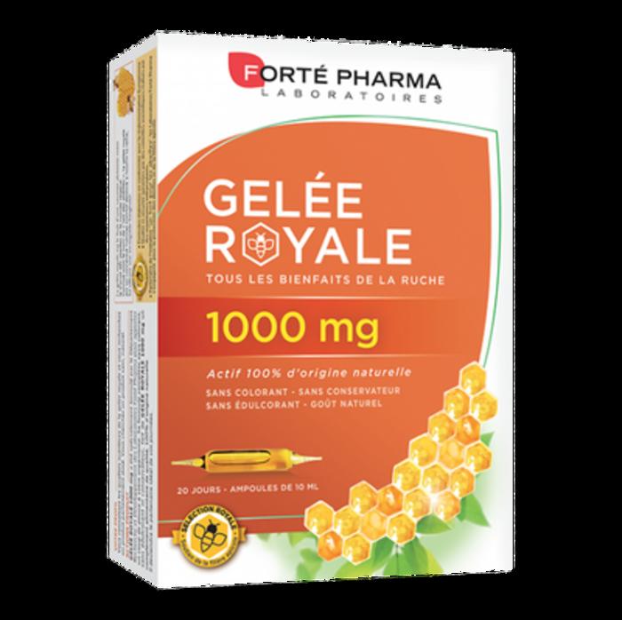 Forte pharma gelée royale 1000 mg Forté pharma-197452