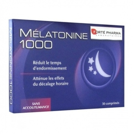 Forte pharma mélatonine 1000 - forté pharma -190298