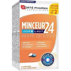 Forte pharma minceur 24 jour nuit lot de 2 x 28 comprimés - forté pharma -220445