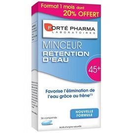 Forte pharma minceur rétention d'eau lot 2x28 comprimés - forté pharma -191743