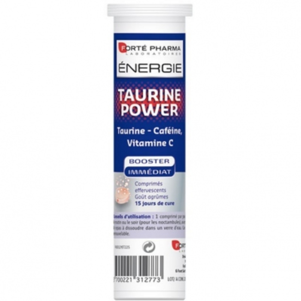 Forte pharma mini energie taurine power - forté pharma -201833
