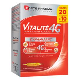 Forte pharma vitalité 4g dynamisant - promo - forté pharma -191446