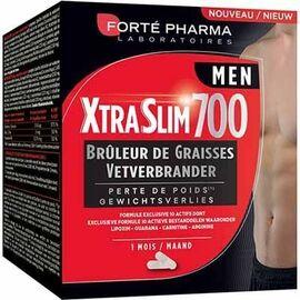 Forte pharma xtraslim 700 men 120 gélules - 120.0 u - forté pharma -223819
