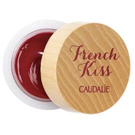 French kiss baume lèvres teinté addiction rouge framboise 7,5g - caudalie -215376