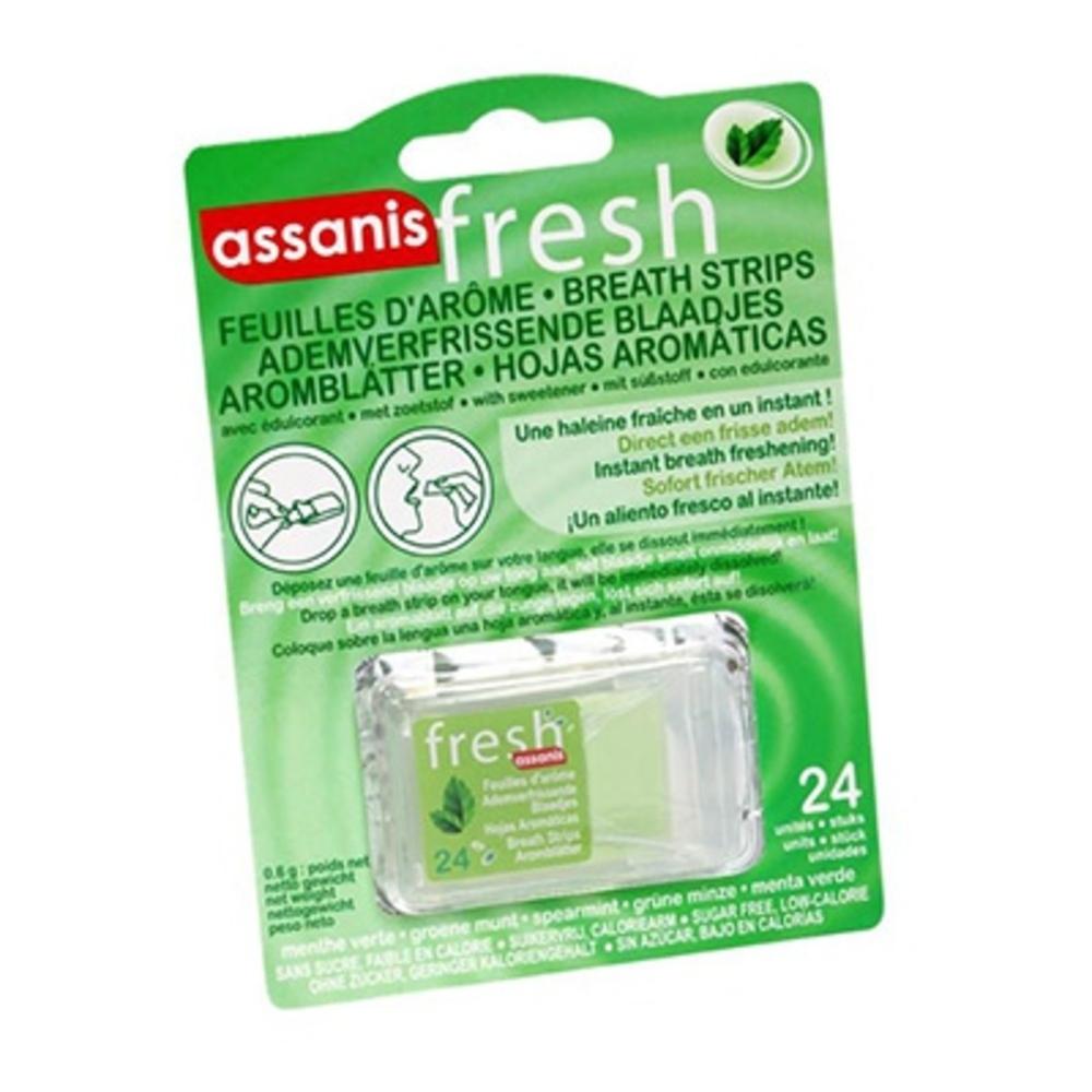 Fresh feuilles d'arôme menthe verte Assanis-200017