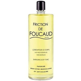Friction de foucaud lotion corporelle 250ml - foucaud -142095