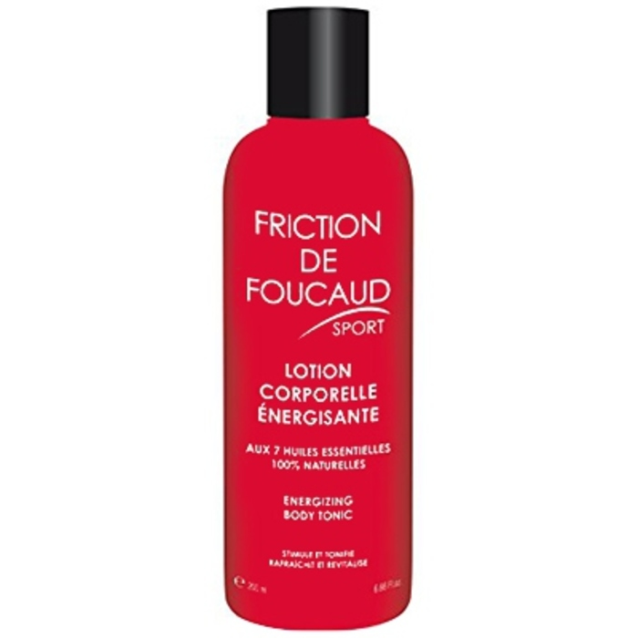 Friction de foucaud sport lotion corporelle 200ml Foucaud-197358