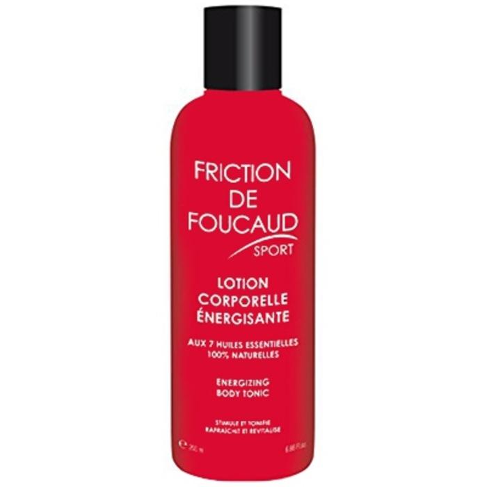 Friction de  sport lotion corporelle 200ml Foucaud-197358