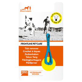 Frontline pet care crochet à tiques - merial -213228