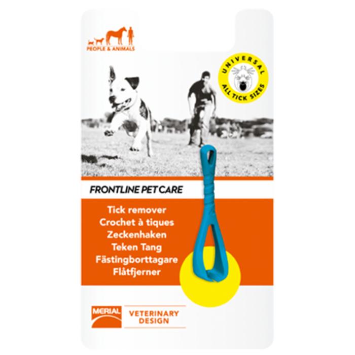 Frontline pet care crochet à tiques Merial-213228