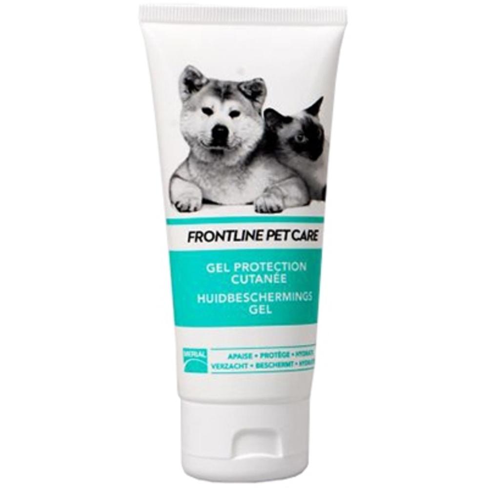Frontline pet care gel protection cutanée - 100ml - merial -205230