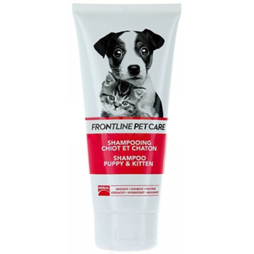 Frontline pet care shampooing chiot chaton - 200ml - merial -205233