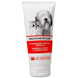 Frontline pet care shampooing démêlant fortifiant - 200ml - merial -205234
