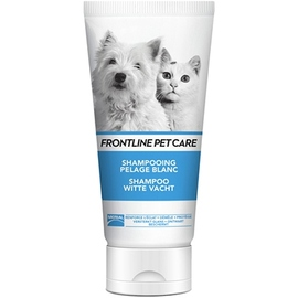Frontline pet care shampooing pelage blanc 200ml - merial -212806