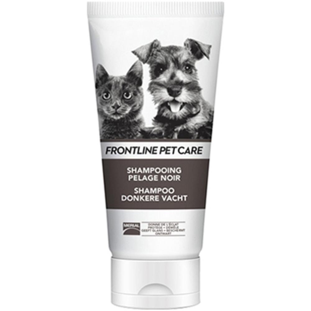 Frontline pet care shampooing pelage noir 200ml - merial -212807