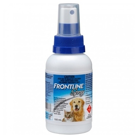 Frontline spray - 100ml - 100.0 ml - merial -144202