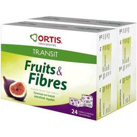 Fruits & fibres - lot de 2 - ortis -194736