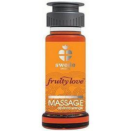 Fruity love massage abricot/orange 50 ml - swede -220979