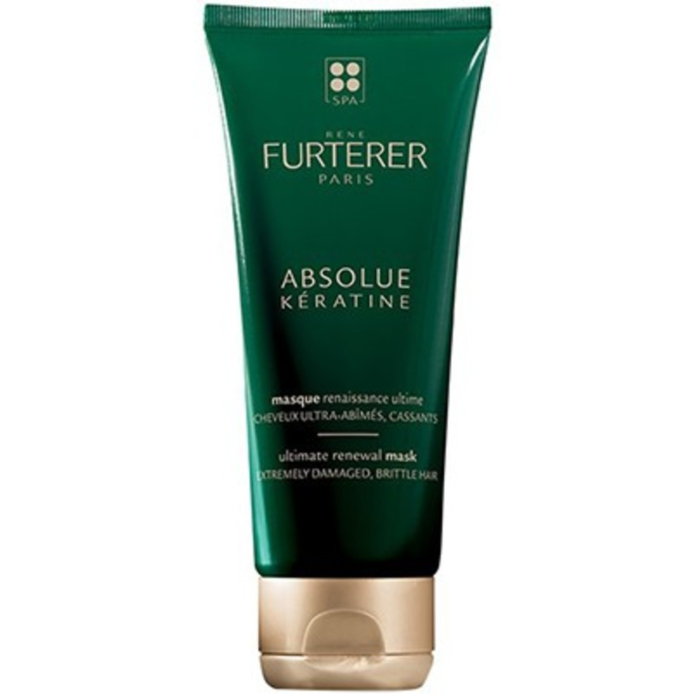 Furterer absolue kératine masque renaissance ultime 100ml - 100.0 ml - furterer -146393
