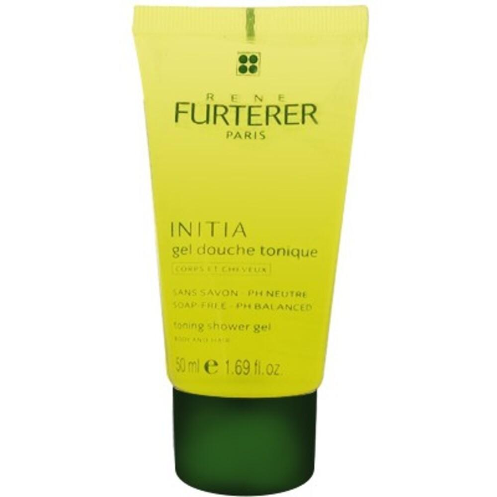 Furterer initia gel douche rafraîchissant cheveux et corps 50ml - furterer -214307