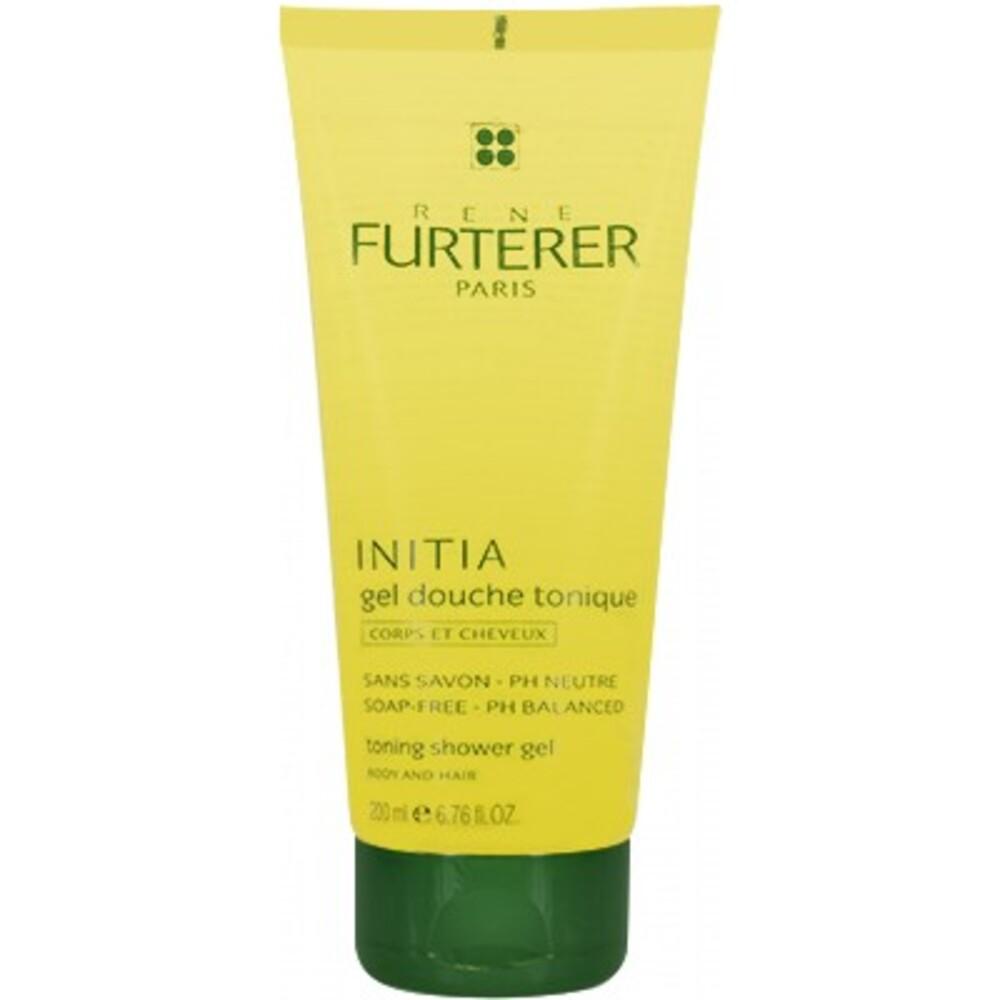 Furterer initia gel douche tonique cheveux et corps 200ml - 200.0 ml - furterer -145891