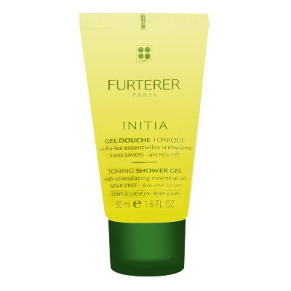 Furterer initia gel douche tonique cheveux et corps 50ml Furterer-214308