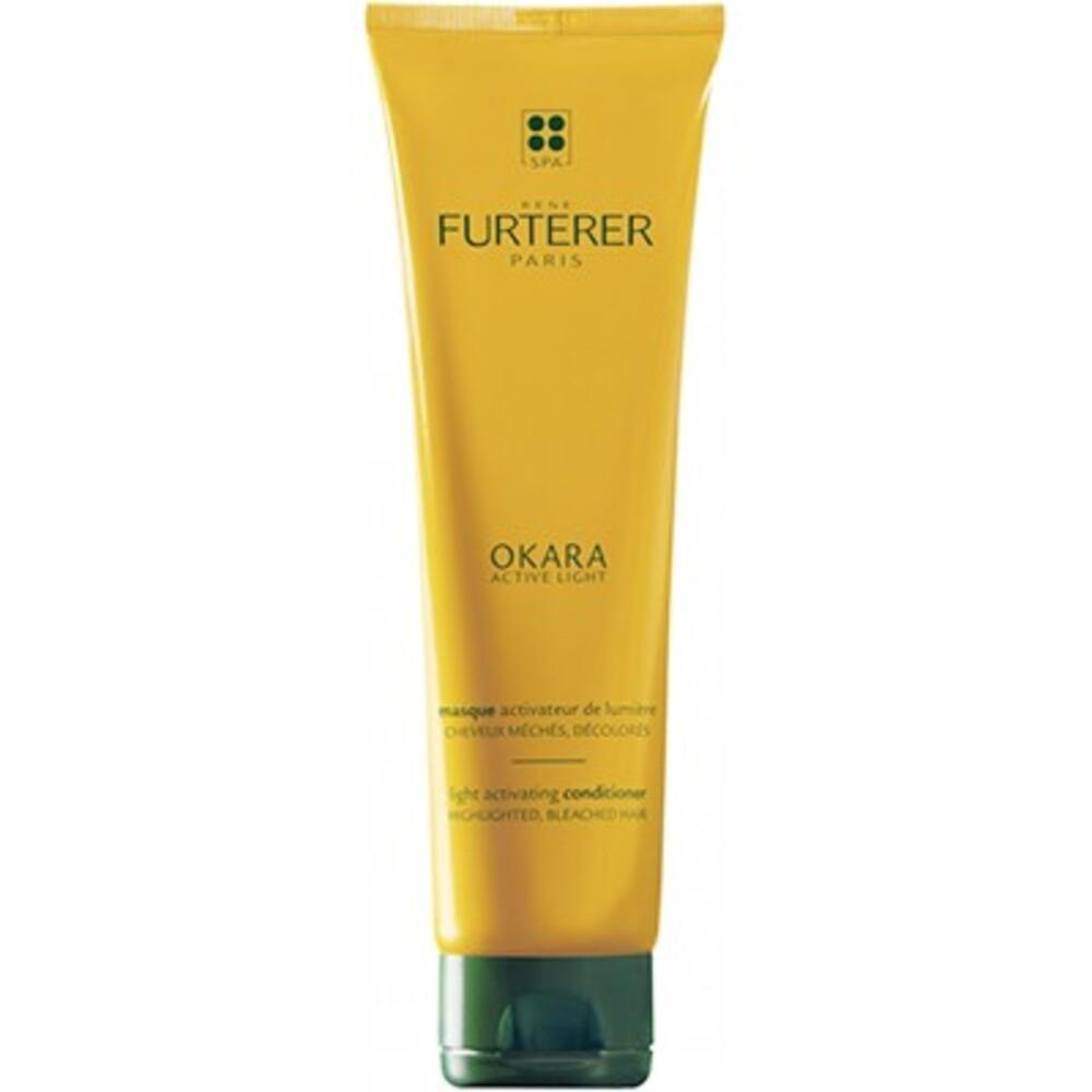 Furterer okara active light masque activateur de lumière 150ml - 150.0 ml - furterer -145276