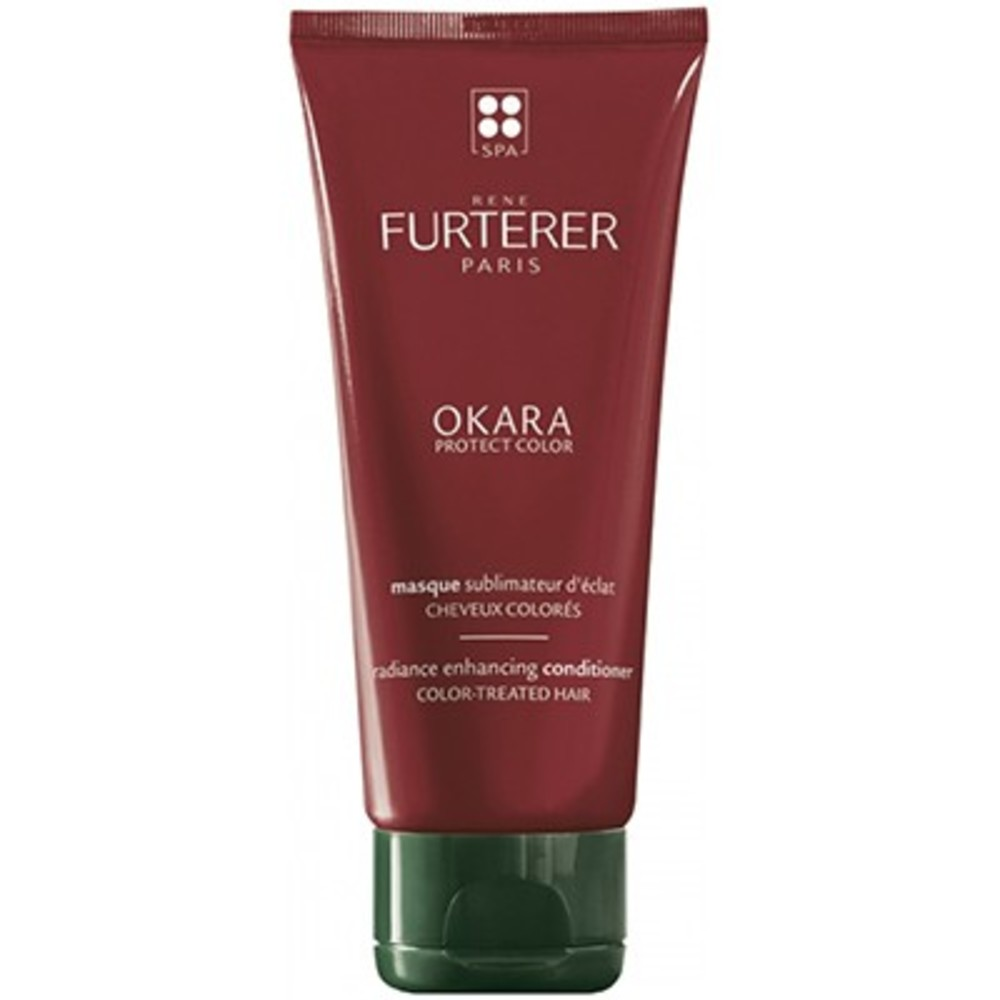 Furterer okara protect color masque sublimateur d'éclat 100ml - 100.0 ml - furterer -145551