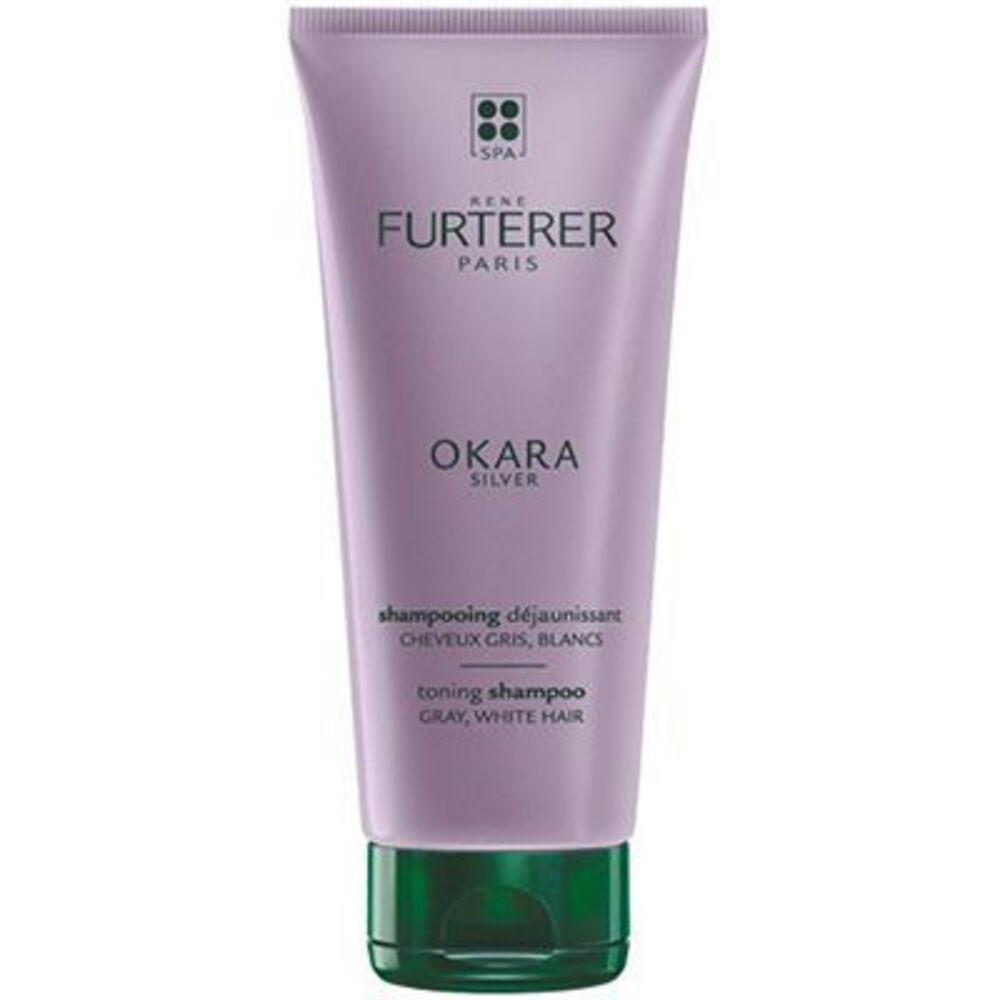 Furterer okara silver shampooing déjaunissant 200ml Furterer-222498