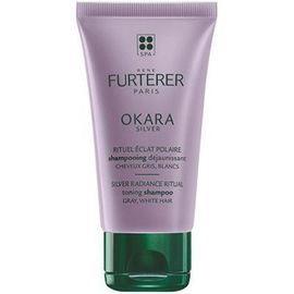 Furterer okara silver shampooing déjaunissant 50ml - furterer -223096