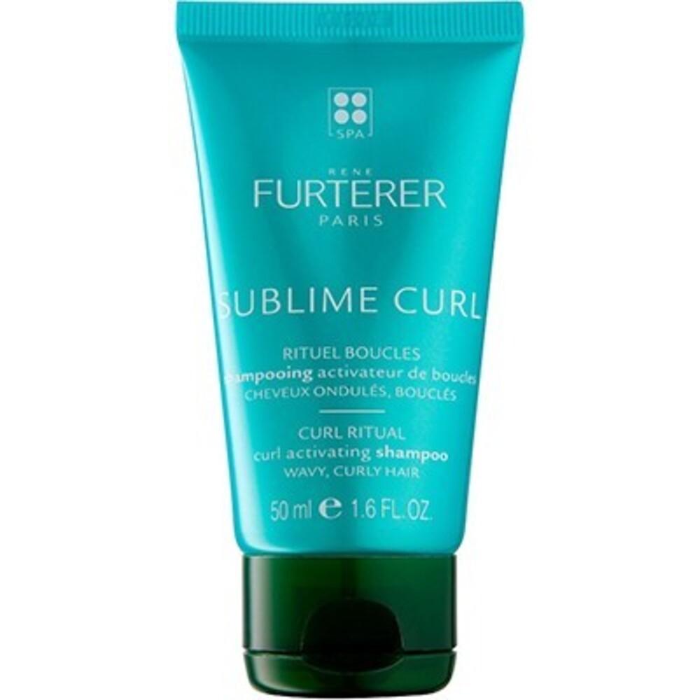 Furterer sublime curl shampooing activateur de boucles 50ml - furterer -214333