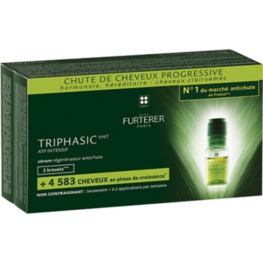 Furterer triphasic vht atp intensif 8 flac. - furterer -145986