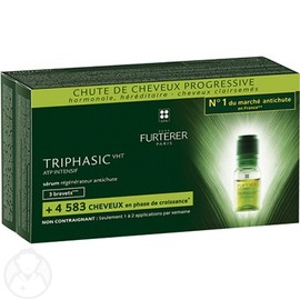 Furterer triphasic vht atp intensif 8 flac. - furterer -145986