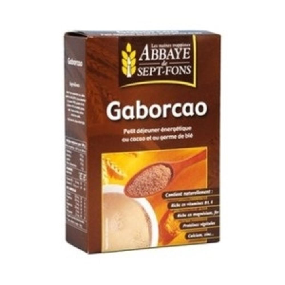 Gabor-cao (germe de blé et cacao dégraissé) - 250.0 g - Petits déjeuners - Abbaye De Sept Fons Sportifs et gros travailleurs-11985