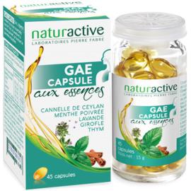Gae capsule aux essences 45 capsules - naturactive -222953