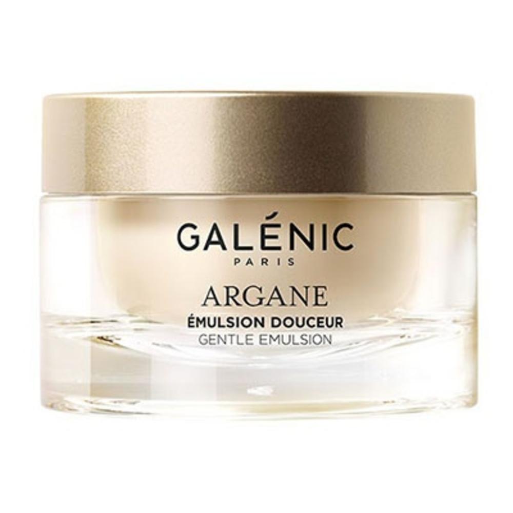 Galenic argane emulsion douceur peaux normales - 50ml - argane visage - galénic -199835